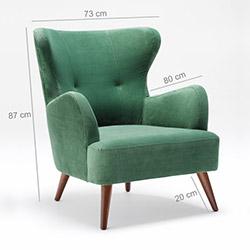 Evdebiz 238 Karina Berjer - Yeşil