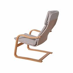 Adore Easy Relax Tv ve Dinlenme Koltuğu - Açık Kahverengi