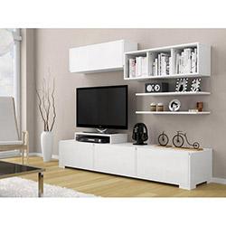 House Line Prag Tv Ünitesi - Beyaz