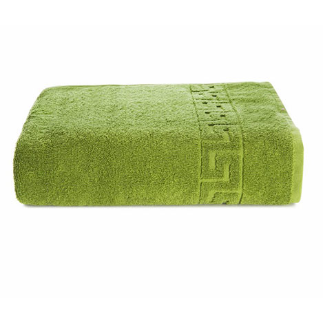 Resim  Kate Louise KTL-7014 Banyo Havlusu (Yeşil) - 70x140 cm