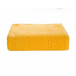 Kate Louise KTL-5090 El ve Yüz Havlusu (Sarı) - 50x90 cm