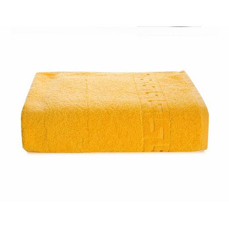 Resim  Kate Louise KTL-5090 El ve Yüz Havlusu (Sarı) - 50x90 cm
