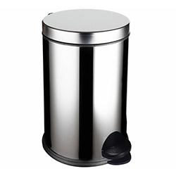 Cosiness Paslanmaz Pedallı Çöp Kovası - 8 Litre