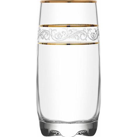 Lav GY031 6'lı Cam Meşrubat Bardağı Seti