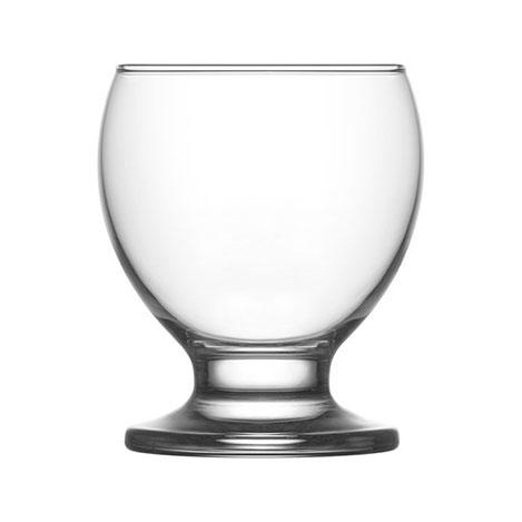 Lav NEC346 6'lı Cam Meşrubat Bardağı Seti