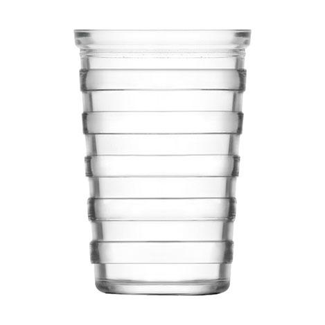 Lav STR613 6'lı Cam Meşrubat Bardağı Seti