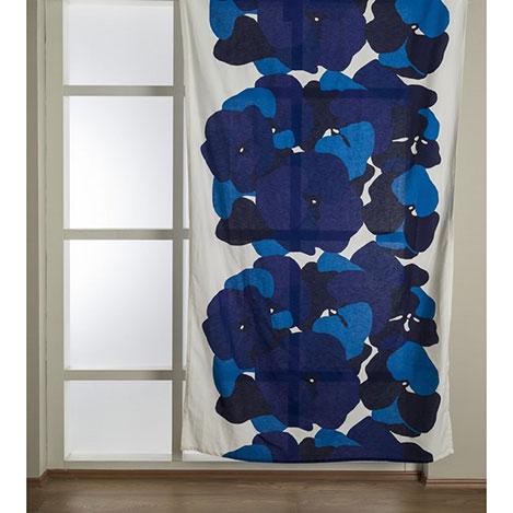 Melodie 1295 Fon Perde (Mavi) - 145x250 cm