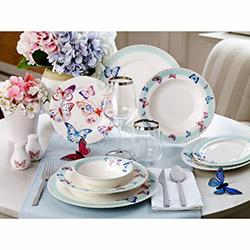 Pierre Cardin 6 Kişilk Papillon Günlük Yemek Takımı