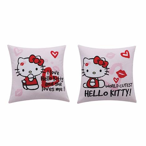 Resim  Taç Hello KittyKırlent -  40x40 cm