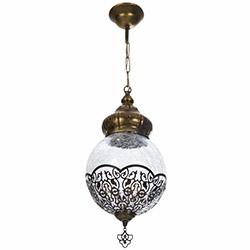 Safir Light Osmanlı Tekli Sarkıt (200'lük) - Eskitme