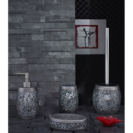 Resim  Lucena Yakamoz 4'lü Banyo Seti