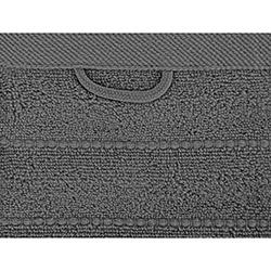 İrya Frizz Microline Banyo Havlusu (Antrasit) - 90x150 cm