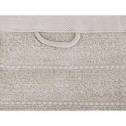 İrya Frizz Microline El Havlusu (Bej) - 30x50 cm