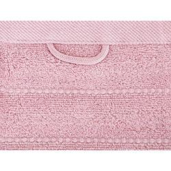 İrya Frizz Microline Banyo Havlusu (Pembe) - 90x150 cm