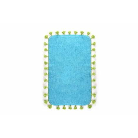 Resim  İrya Joy Banyo Paspası (Mavi) - 60x90 cm