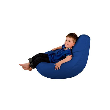 Armutpark Park Mini Çocuk Armut Koltuk - Mavi