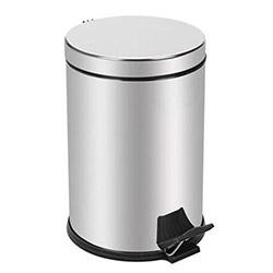 Alper Banyo Pedallı Çöp Kovası - 3 Litre