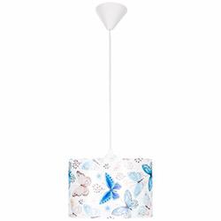 Safir Light Fantastic No.6 Tekli Sarkıt - Beyaz / Mavi