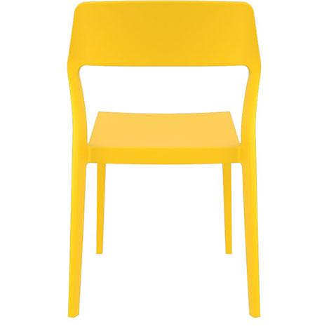 Resim  Siesta Snow Sandalye - Sarı