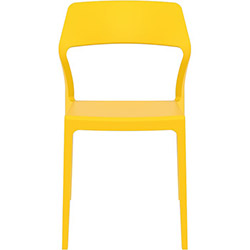 Siesta Snow Sandalye - Sarı