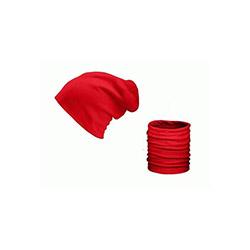 Practika Polar Unisex Bere Boyunluk - Kırmızı