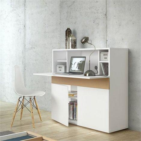 Boo Fancy Çalışma Masası - Beyaz