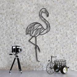 Dekorjinal MTK095 Flamingo Duvar Dekoru - 33x66 cm