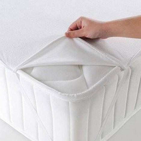 Resim  İpekçe Home Sıvı Geçirmez Çift Kişilik Alez - 200x200 cm