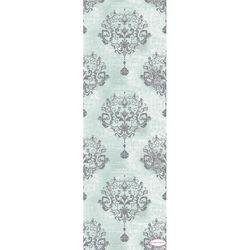 Confetti Kristal Yolluk (Su Yeşili) - 120x300 cm