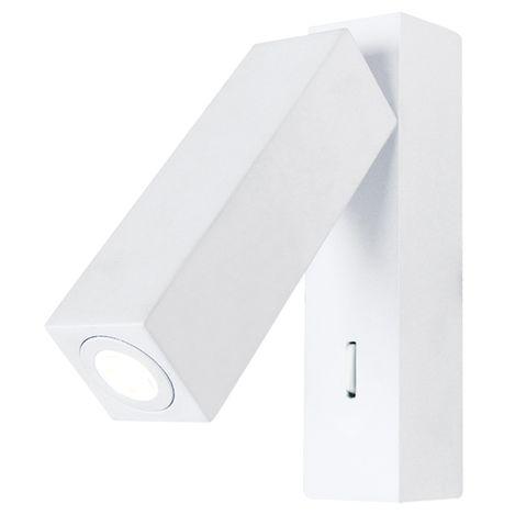 Resim  Avize Marketim Kamera Led Aplik - Beyaz