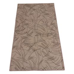 New Line Flock Kilim (Pudra) - 80x140 cm