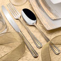 Pierre Cardin 71069205 105 Parça Cosmos Çelik Çatal Bıçak Seti