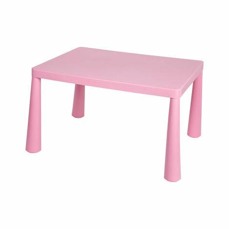 Resim  Modüler Mini Çocuk Masası - Pembe