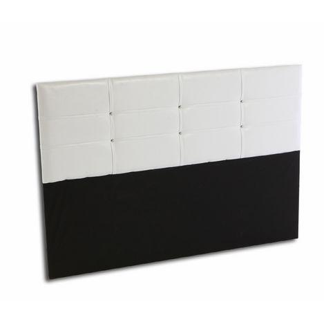 Resim  House Line Baza Başlığı (Beyaz) - 160 cm