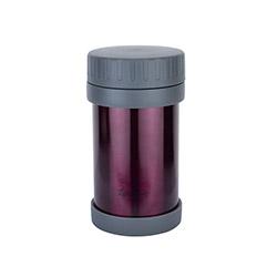 Tantitoni 02CH Cherry Paslanmaz Çelik Yemek Termosu - 500 ml.