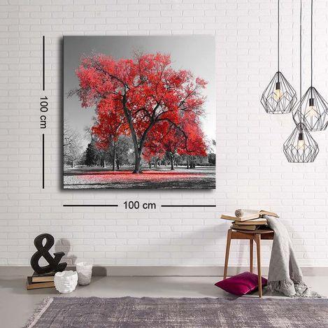 Özgül C-008 Kanvas Tablo - 100x100 cm