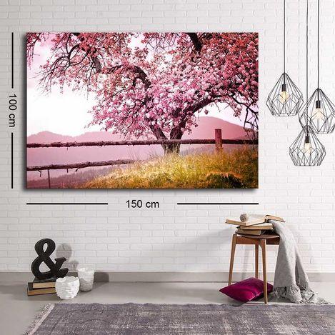 Özgül C-003 Kanvas Tablo - 100x150 cm