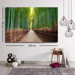 Özgül C-005 Kanvas Tablo - 100x150 cm