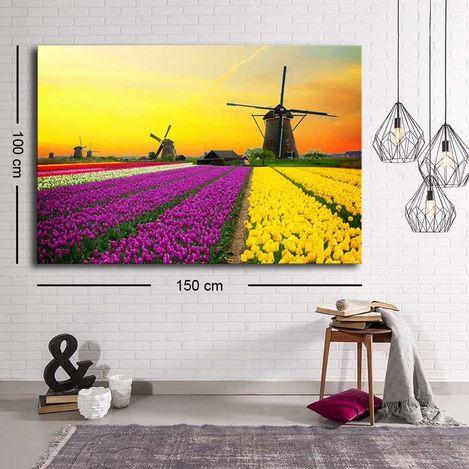 Özgül C-020 Kanvas Tablo - 100x150 cm