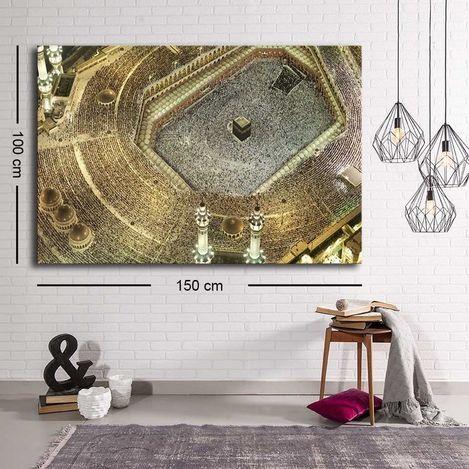 Özgül C-043 Kanvas Tablo - 100x150 cm
