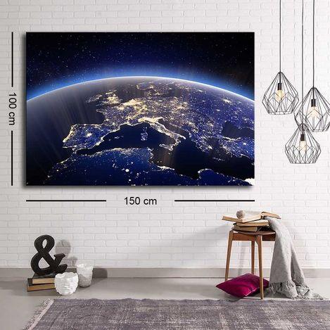 Resim  Özgül C-053 Kanvas Tablo - 100x150 cm