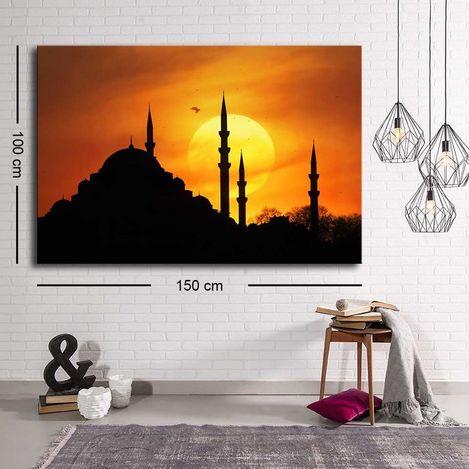 Resim  Özgül C-056 Kanvas Tablo - 100x150 cm