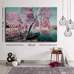 Özgül C-059 Kanvas Tablo - 100x150 cm