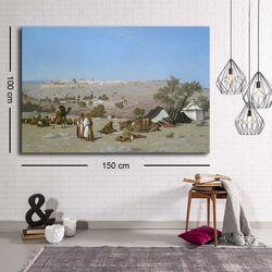 Özgül C-064 Kanvas Tablo - 100x150 cm