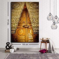 Özgül C-066 Kanvas Tablo - 100x150 cm