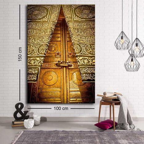 Resim  Özgül C-066 Kanvas Tablo - 100x150 cm