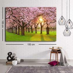 Özgül C-080 Kanvas Tablo - 100x150 cm
