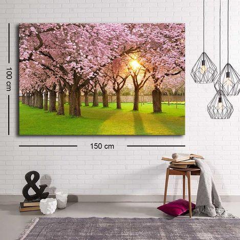 Resim  Özgül C-080 Kanvas Tablo - 100x150 cm