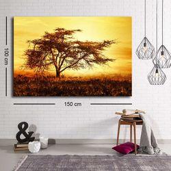 Özgül C-085 Kanvas Tablo - 100x150 cm