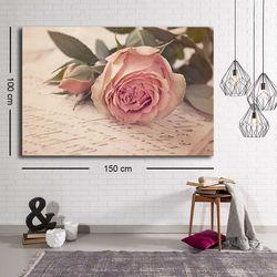 Özgül C-086 Kanvas Tablo - 100x150 cm